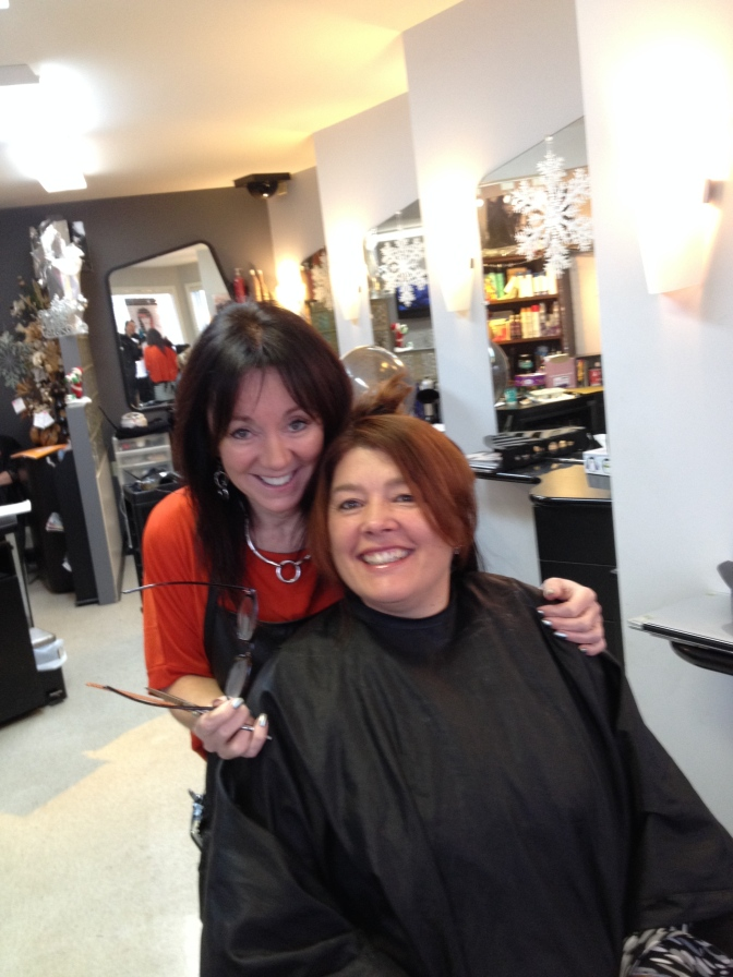 Hair Appointment Day – It is Going to be a Good Day!